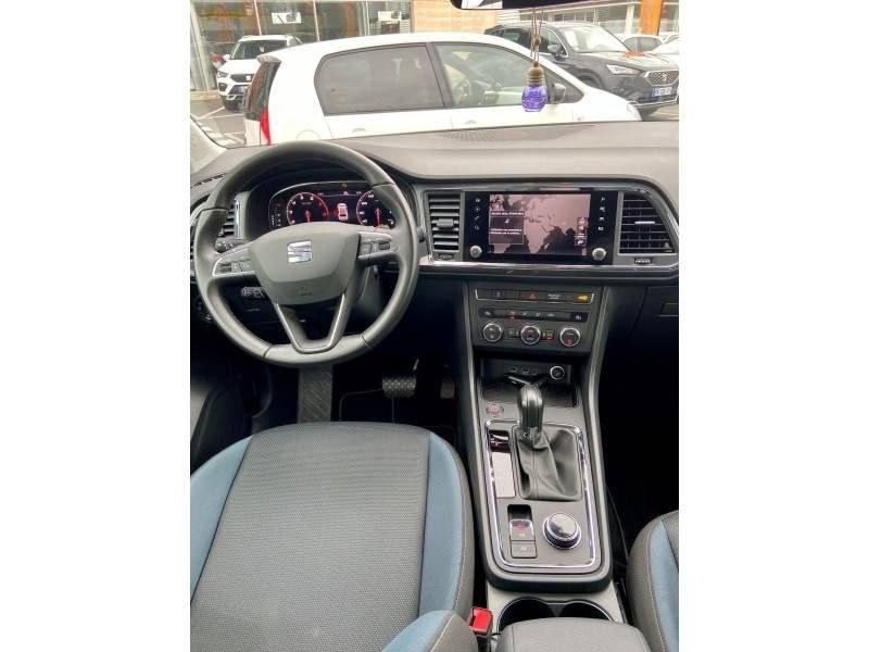 Seat Ateca 1.5 TSI 150 ch ACT Start/Stop DSG7 Style