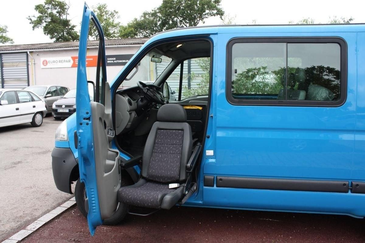Opel Movano COMBI 2.5 CDTI145 M2 K3500 PACK CLIM BA
