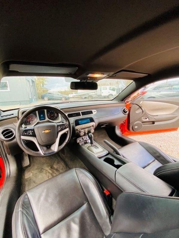 Chevrolet Camaro SS 6.2 V8 405CV