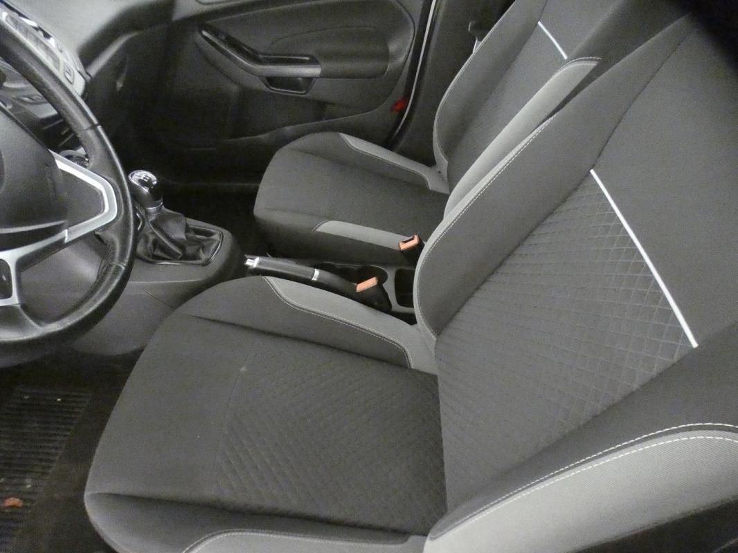 Ford Fiesta 1.5 TDCI 75CH EDITION 5P