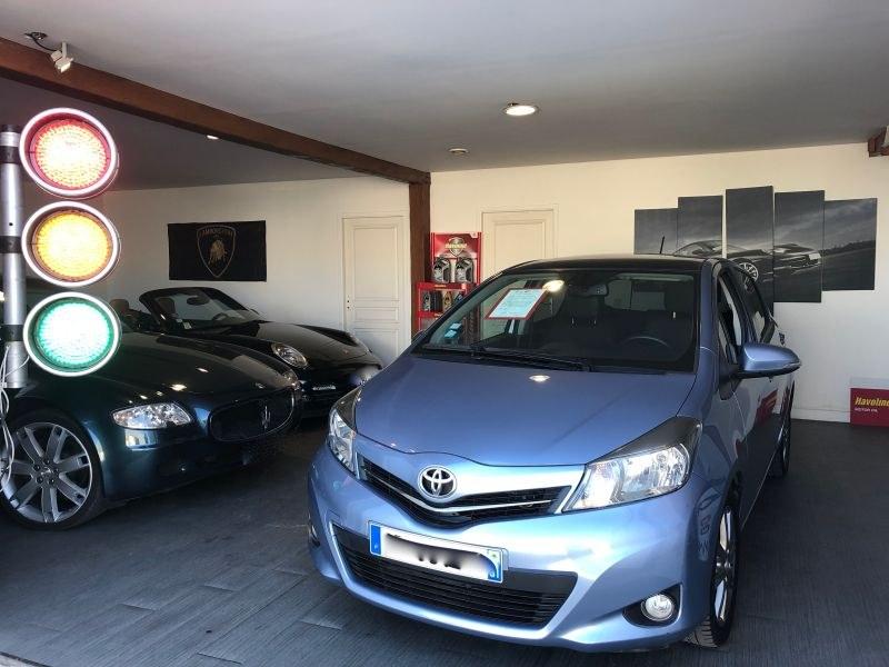 Occasion Toyota Yaris NANTEUIL LES MEAUX 77100