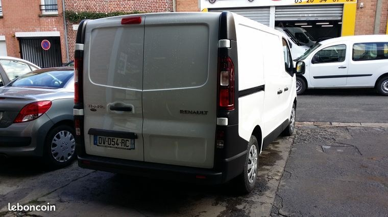 Occasion Renault Trafic RONCQ 59223