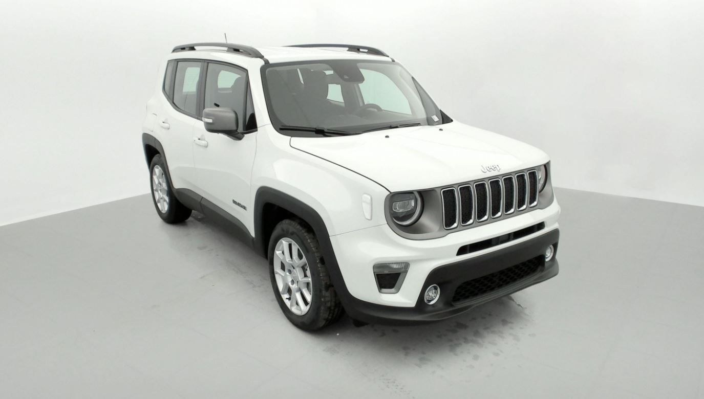 Mandataire auto Beauvais Haut De France Jeep Renegade 5