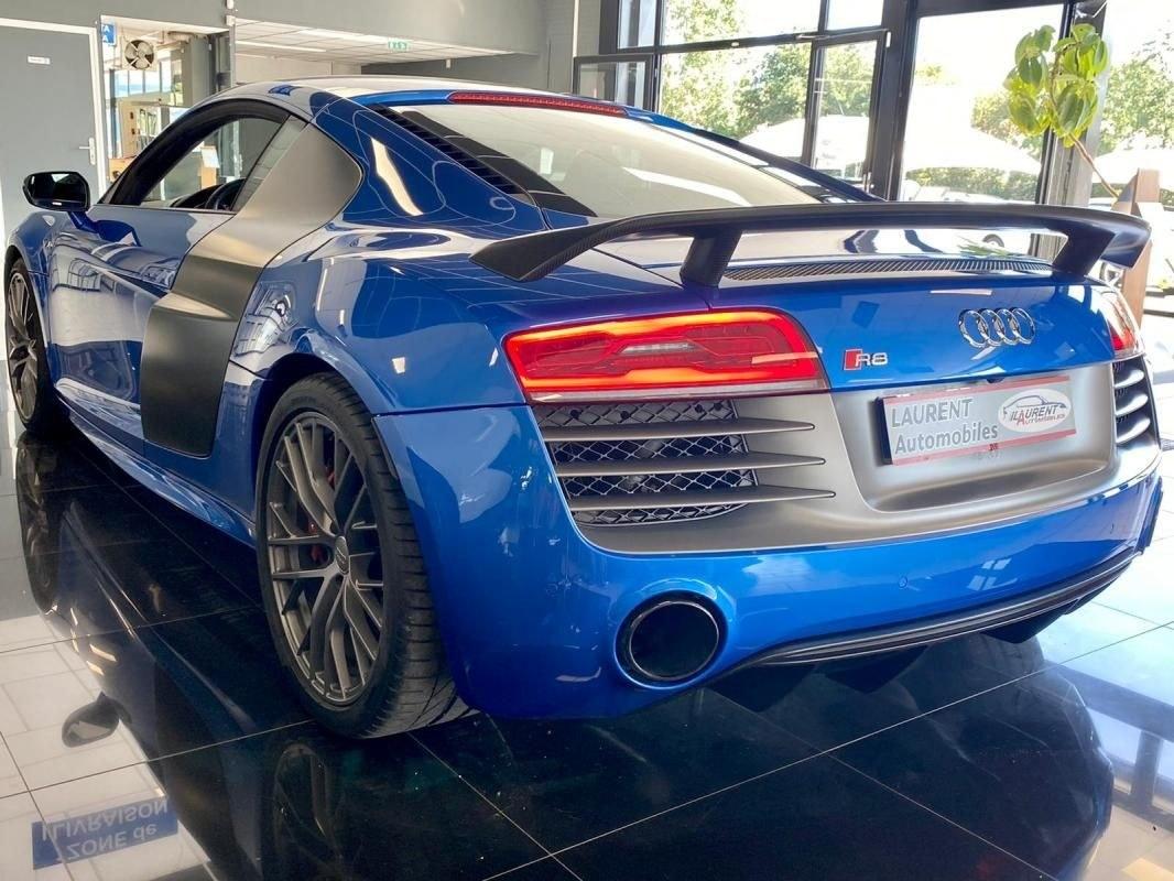 Audi R8 Coupé V10 FSI 570 CV LMX QUATTRO TVA