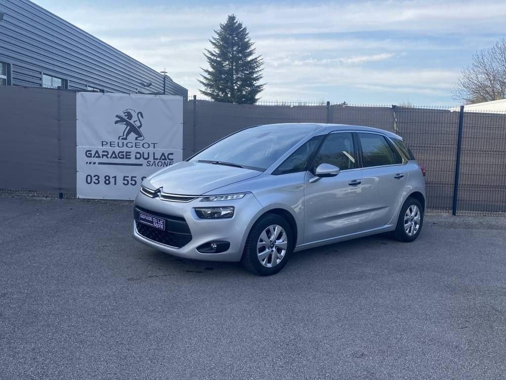 Citroën C4 Picasso (2) BlueHDi 120 S&S BVM6 Intensive