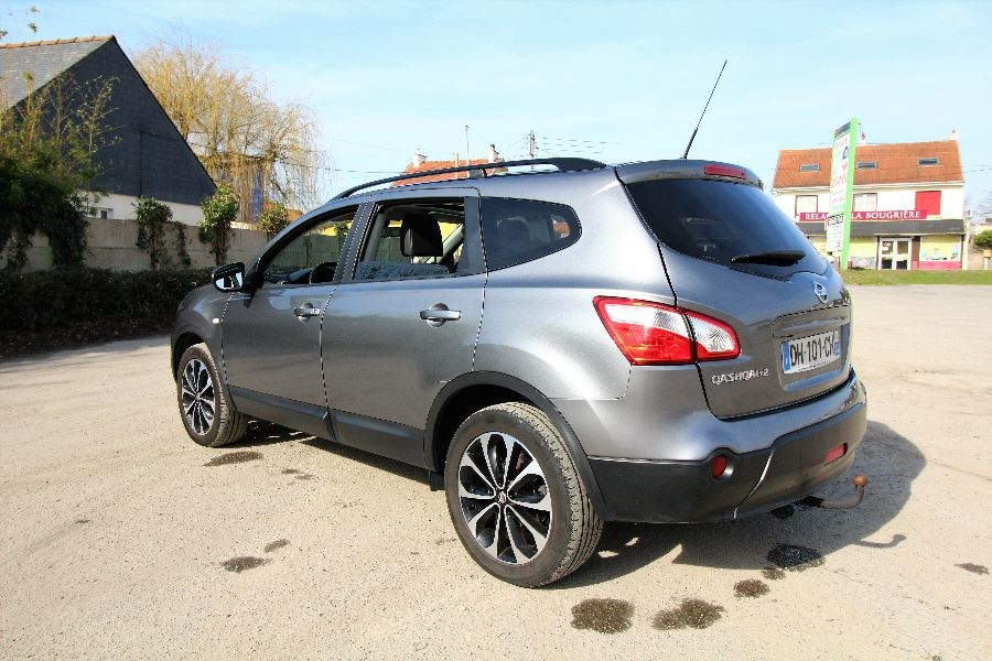 Occasion Nissan Qashqai +2 ORVAULT 44700