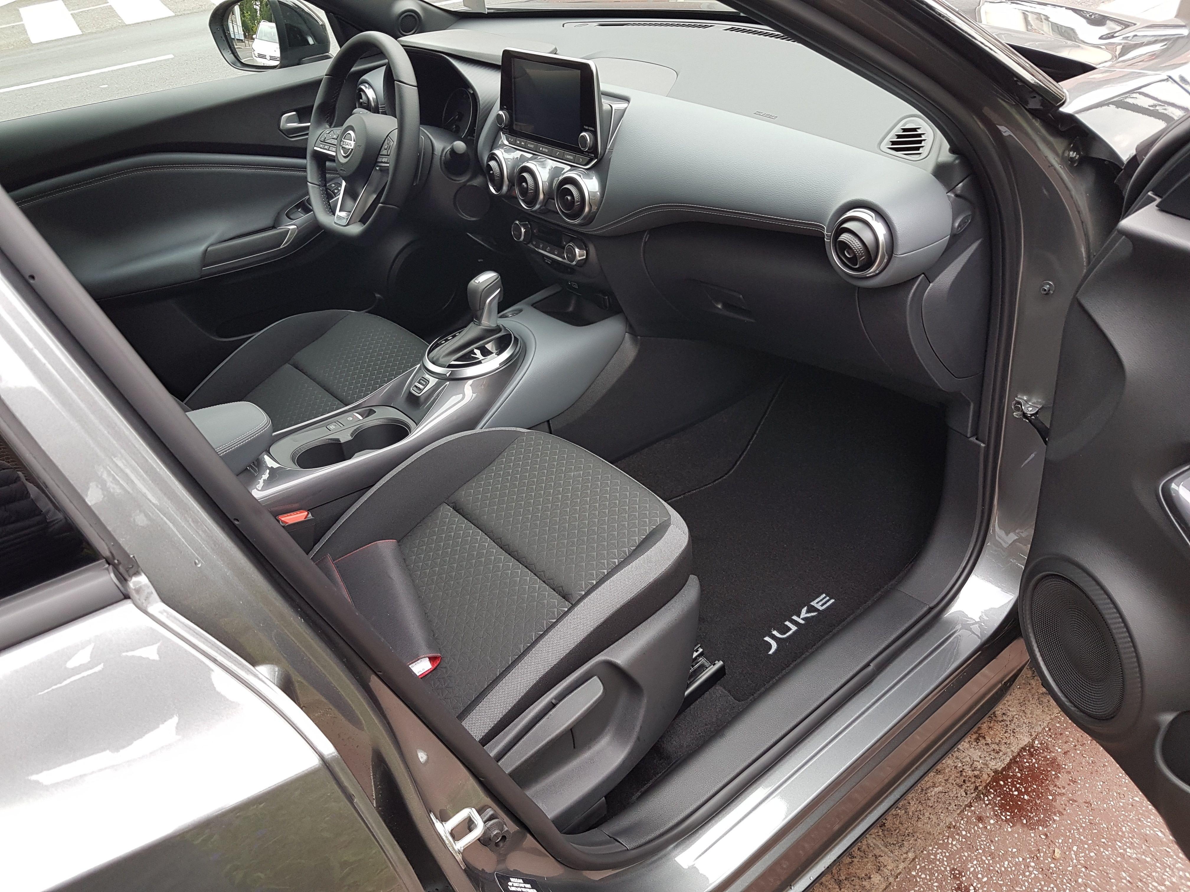 Mandataire auto Beauvais Haut De France Nissan Juke NconnectA 1.0 Digt 117cv Dct 4