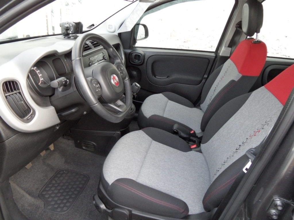 Fiat Panda 12 LOUNGE 69 CV ETHANOL E85