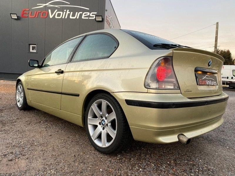 BMW Série 3 Coupe E46 3.16TI COMPACT