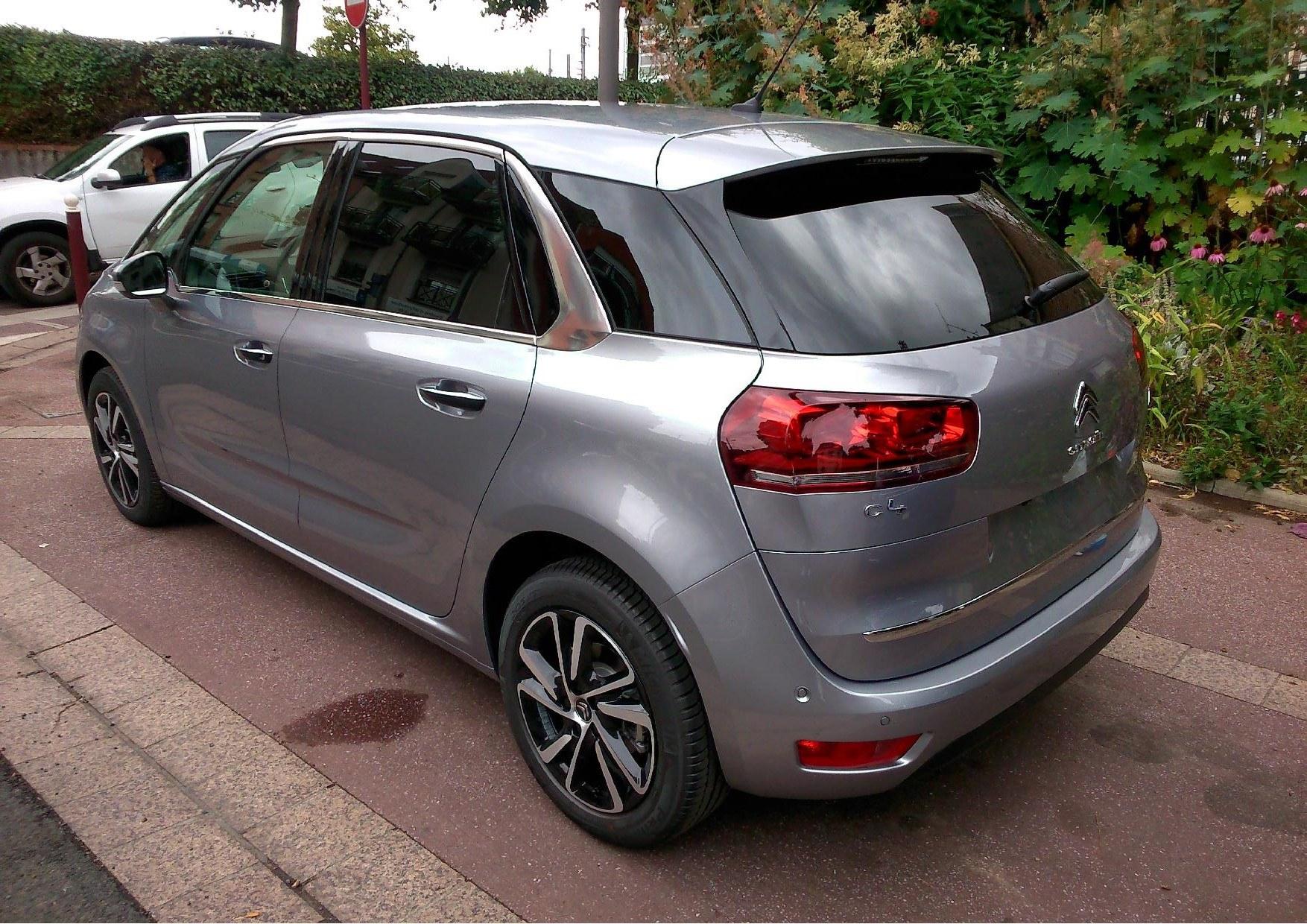 Mandataire Auto Beauvais Picardie Citroën C4 Picasso Feel 2