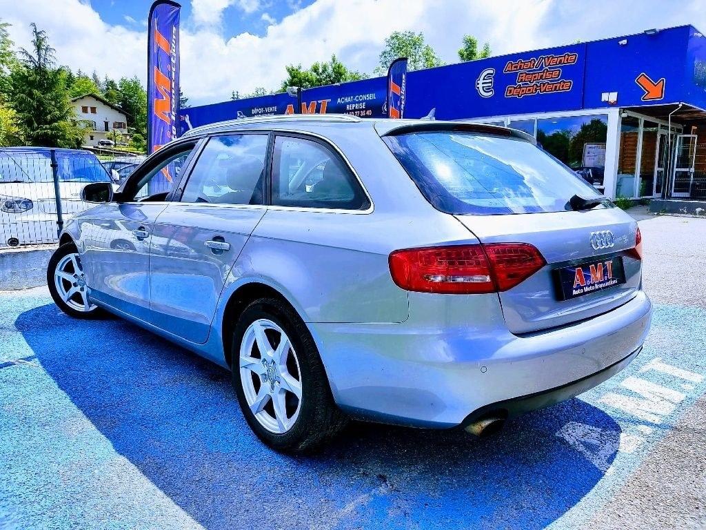 Audi A4 Avant 2.0 TFSI 211 Quattro BVA