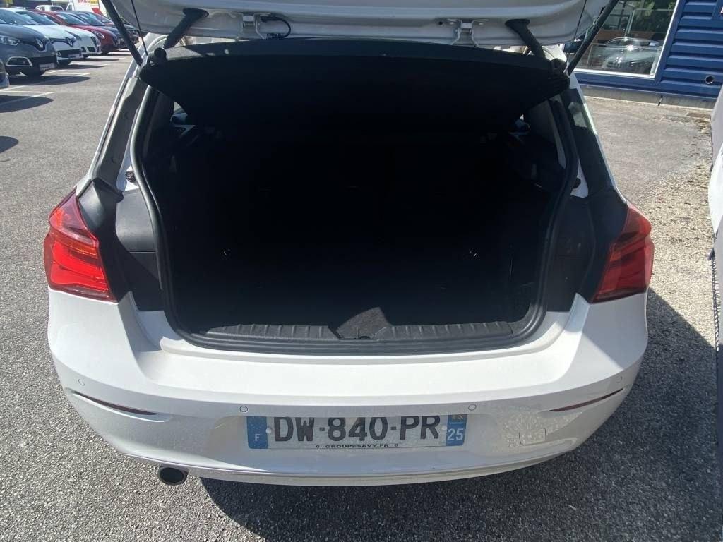 BMW Série 1 II 116d Lounge