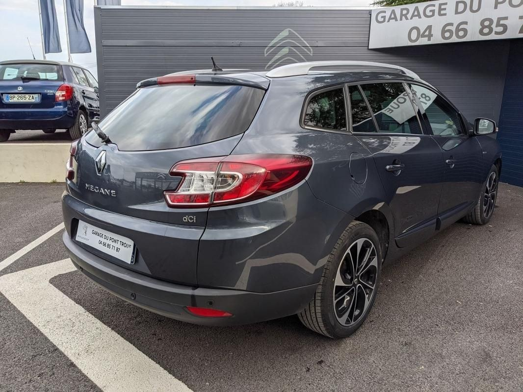 Renault Mégane Estate III 1.5 DCI 110CH ENERGY BOSE ECO² EURO6 2015