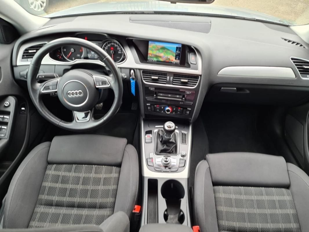 Audi A4 2.0 TDI 150 CV GPS