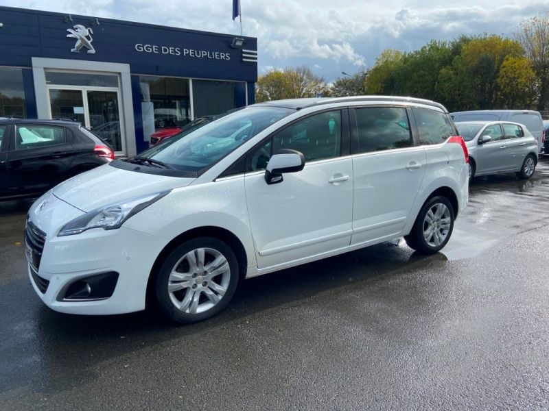 Occasion Peugeot 5008 ST CONTEST 14280