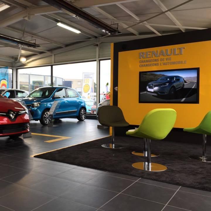 Auto Challenge Renault Dacia La Ciotat Garage Carrosserie Avenue Guillaume Dulac