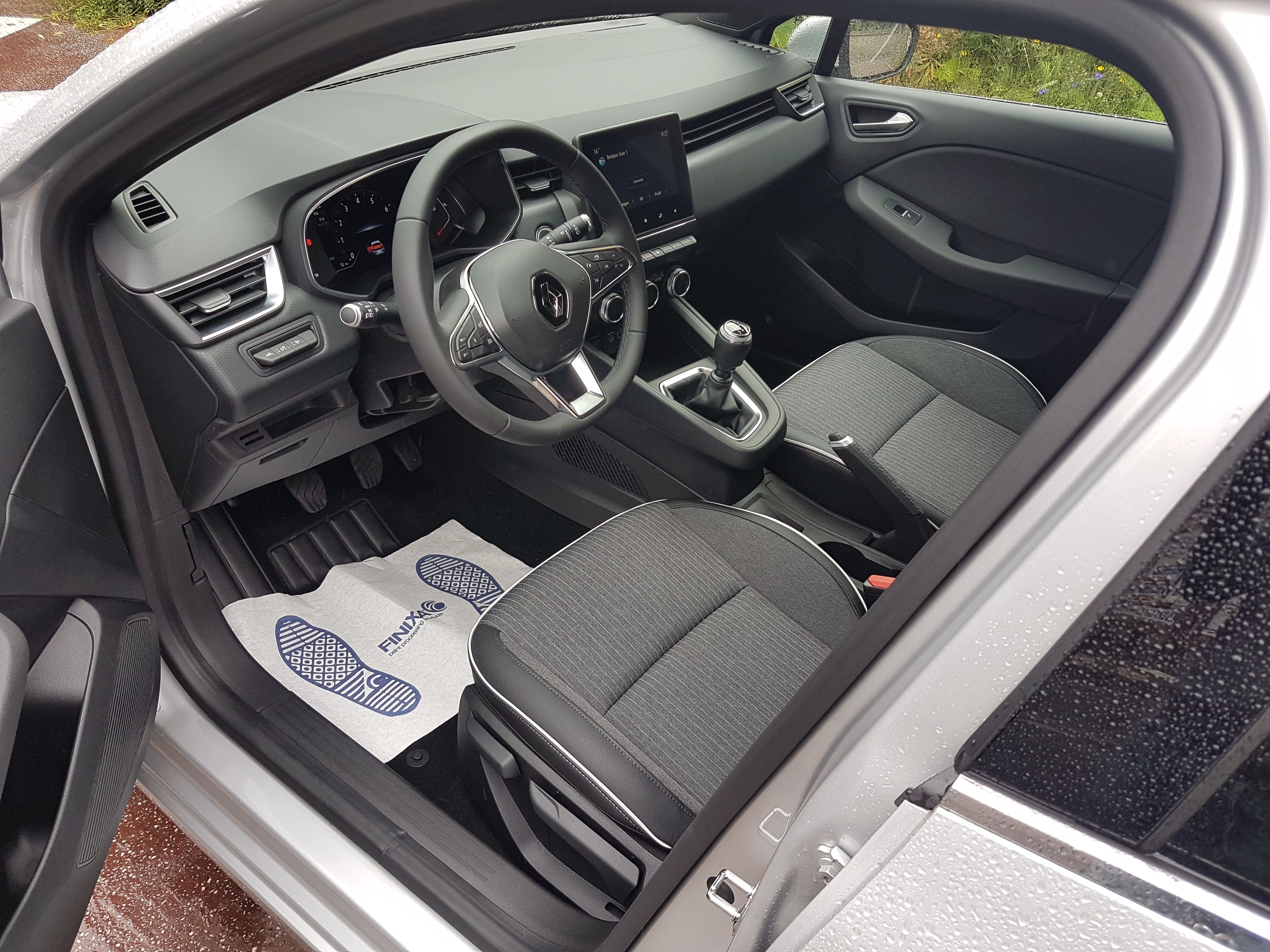 Mandataire auto Beauvais Picardie Renault Clio Intens 1.0 Tce Dci