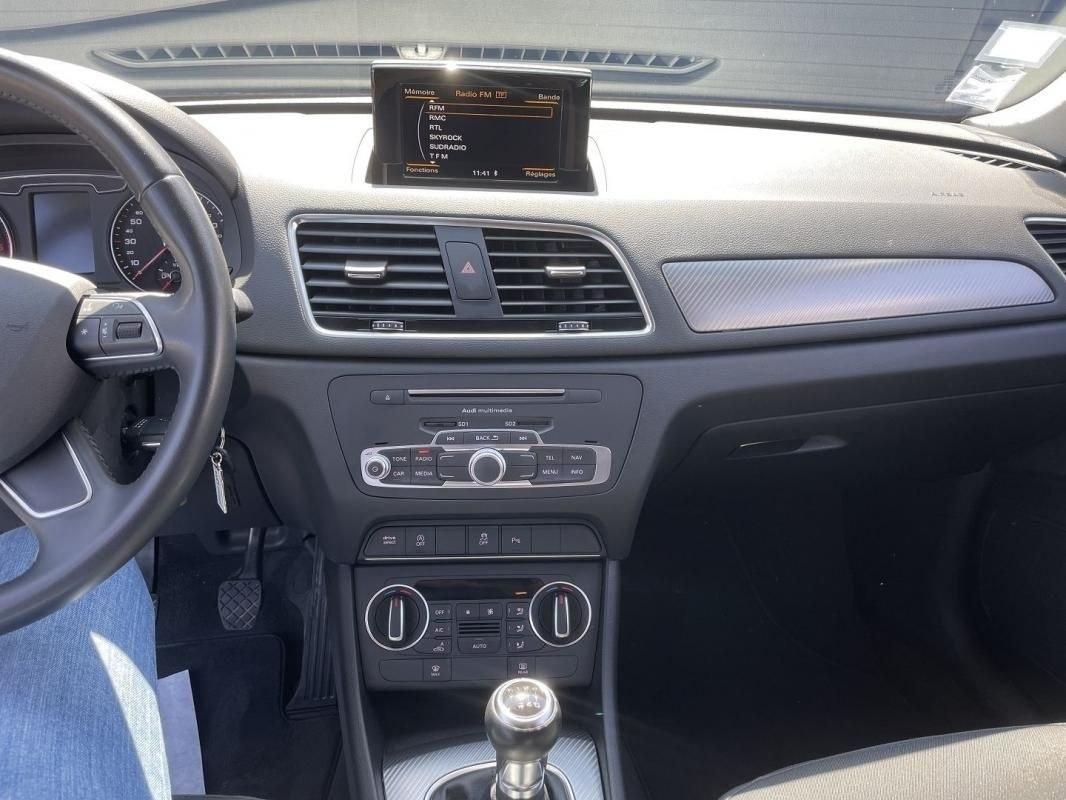 Audi Q3 2.0 TDI 150CH ULTRA AMBIENTE