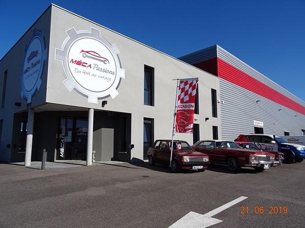 MECA PASSIONS - Ormes - La vente de voitures d'occasion