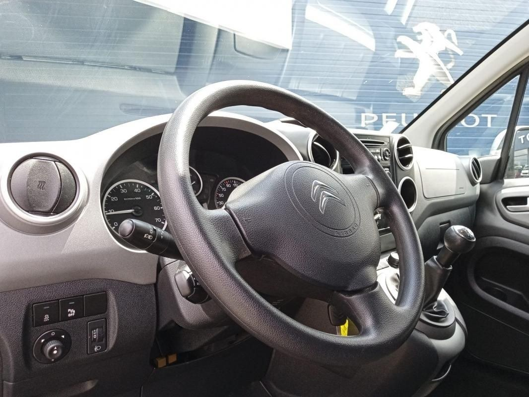 Citroën Berlingo BLUEHDI 100CH SHINE S&S 7 PLACES