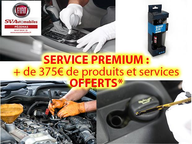 Service Premium SVAutomobiles Pézenas