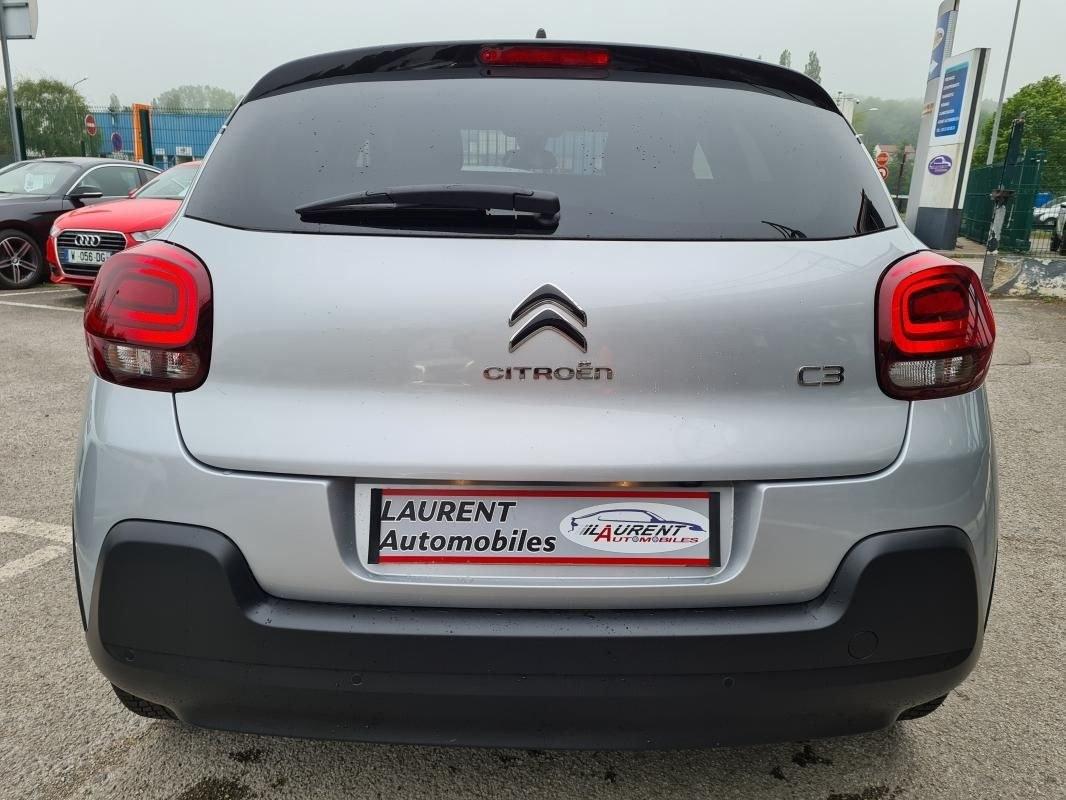 Citroën C3 PURETECH 110 CV GPS CAM