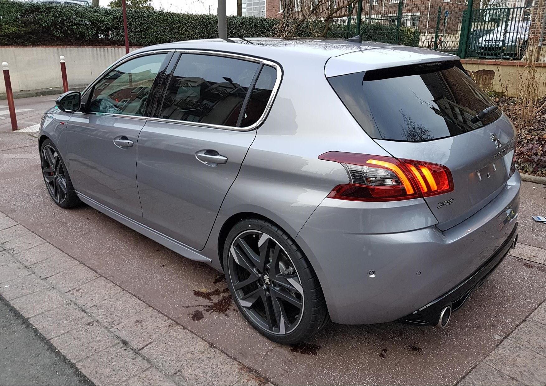 Mandataire auto Beauvais Picardie 308 Gti 6