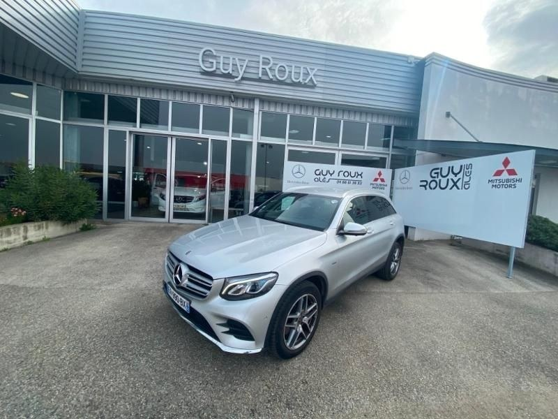 Mercedes GLC 350 e 211+116ch Business Executive 4Matic 7G-Tronic plus