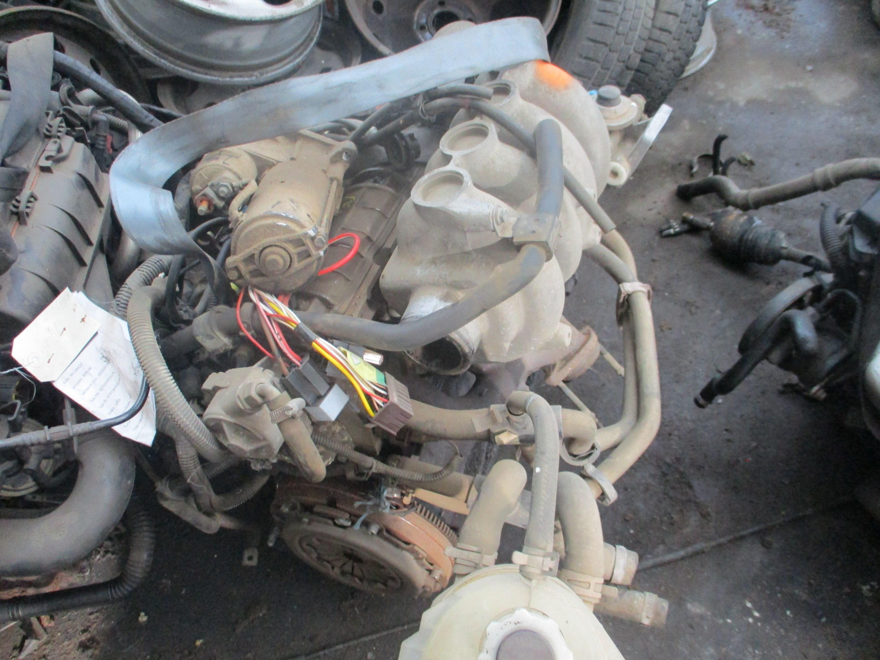 MOTEUR CLIO 1900 DIESEL F9Q
