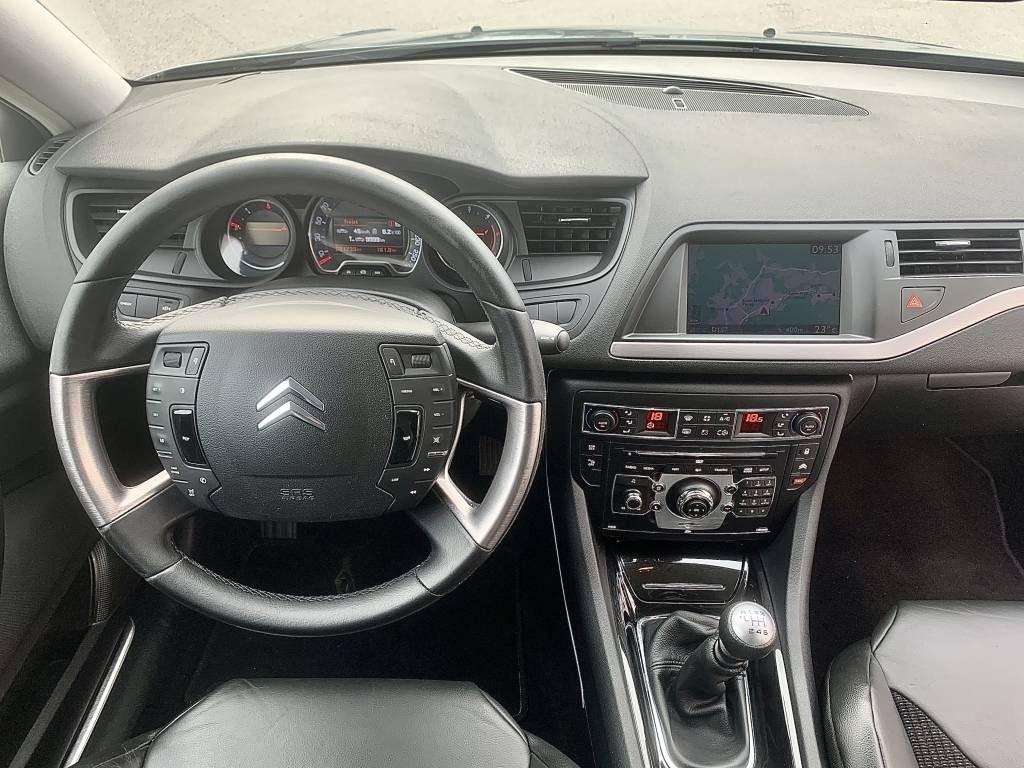 Citroën C5 II HDi 140 FAP Exclusive