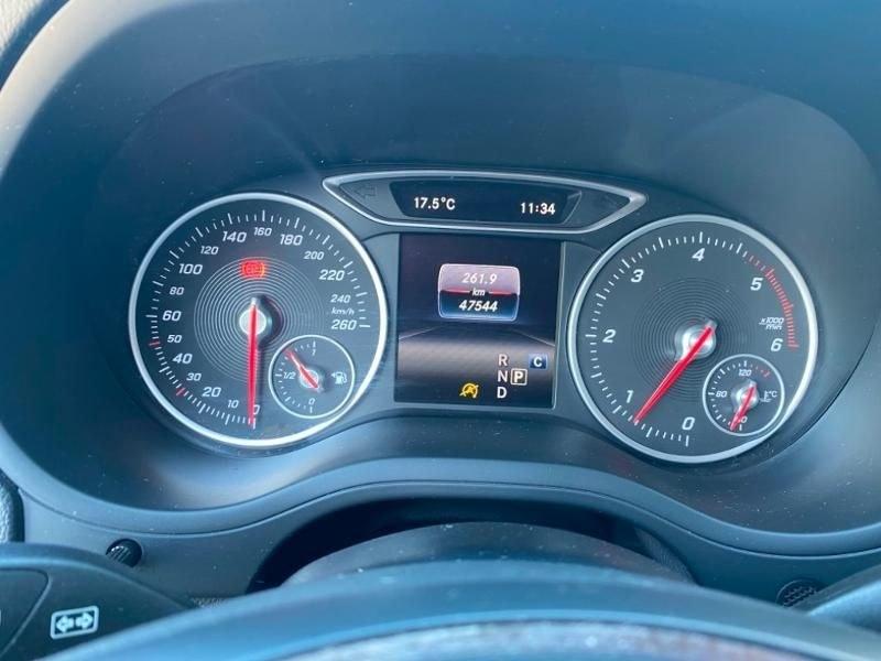 Mercedes Classe B 200d 136ch Sensation 7G-DCT