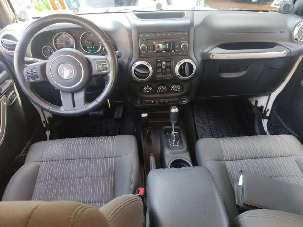 Jeep Wrangler 2.8 CRD 200 Unlimited Sahara A