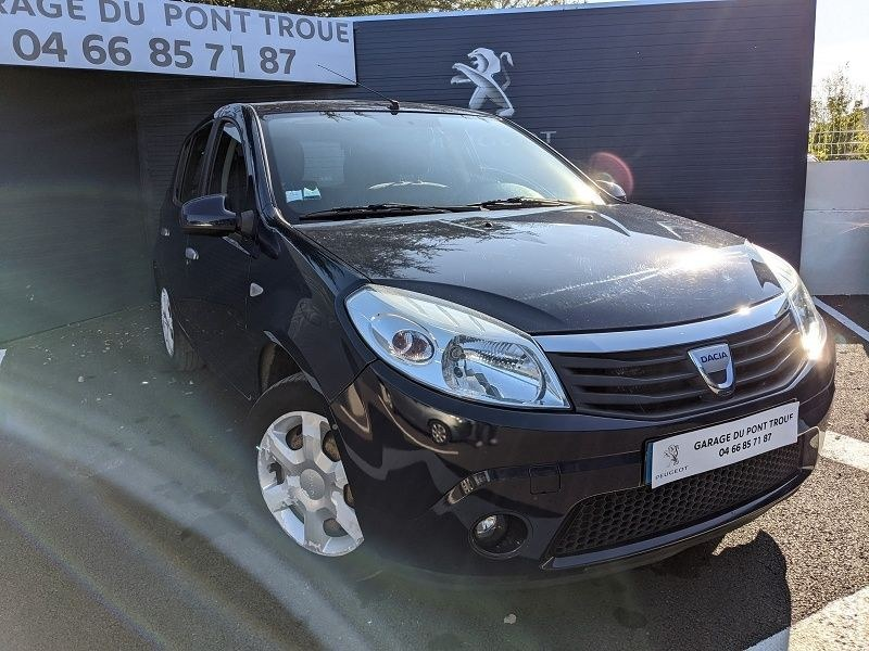 Dacia Sandero 1.4 MPI 75CH GPL AMBIANCE
