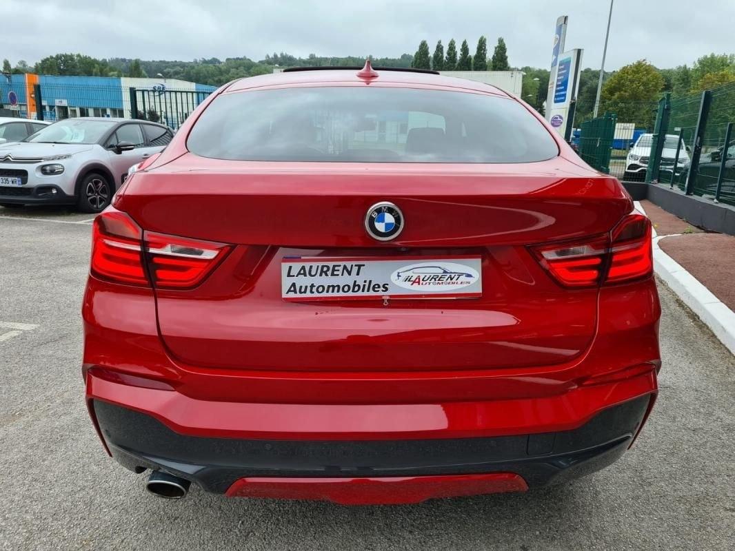 BMW X4 20 DA XDRIVE 190 CV GPS BVA