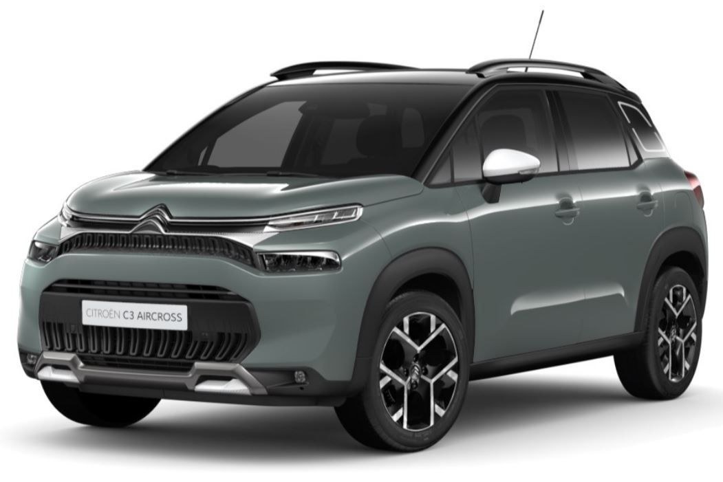 Mandataire auto Beauvais Haut De France Citroën C3 Aircross Feel Shine Shine Pack Puretech Hdi Eat8