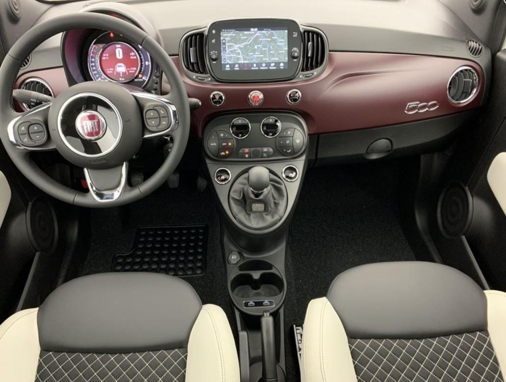 Mandataire auto Beauvais Hauf De France Picardie Fiat 500 Star 1.2 16v 10