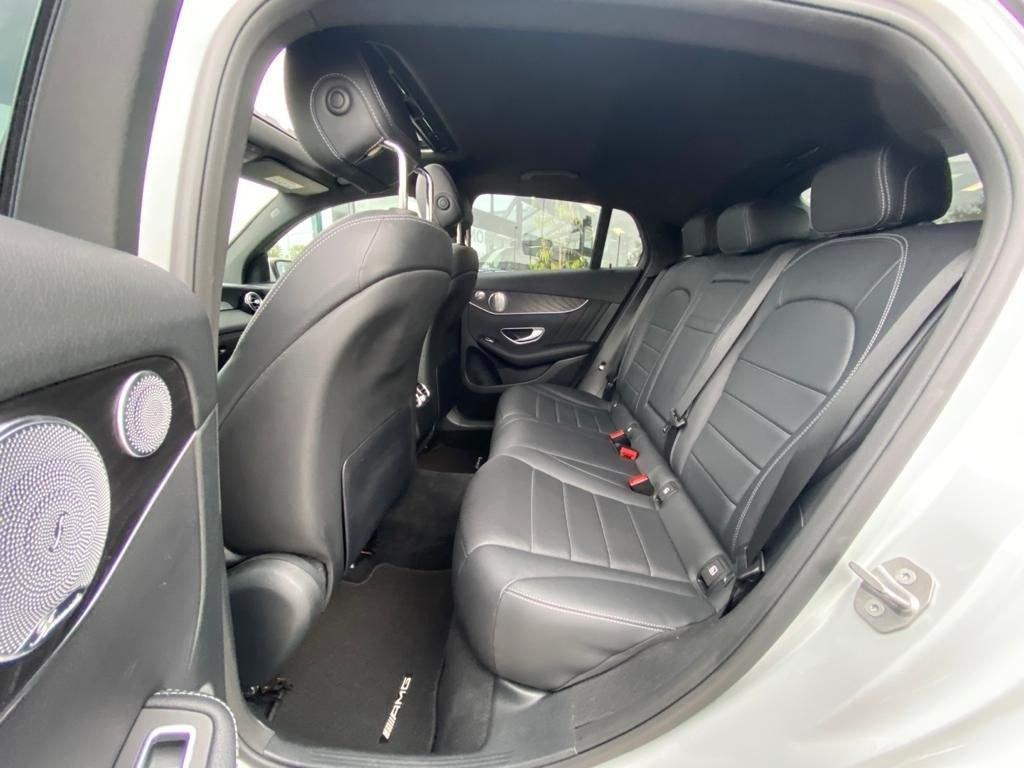 Mercedes Classe GLC coupe 250 D 4MATIC 204 CV BVA GPS TOIT OUVRANT BURMESTER