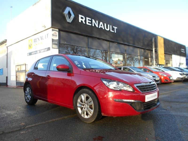 Occasion Peugeot 308 ANGERS 49100