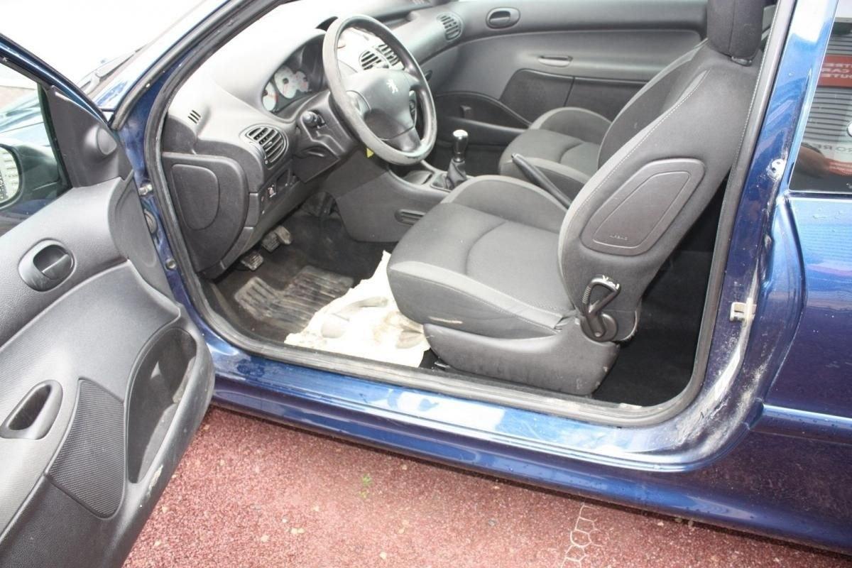 Peugeot 206 1.4 HDI URBAN 3P
