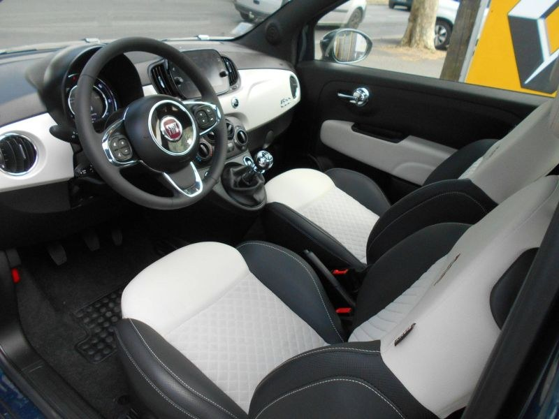 Occasion Fiat 500 ANGERS 49100