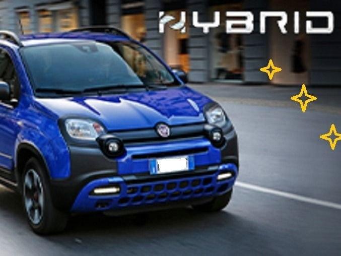 FIAT  500 HYBRID OU PANDA