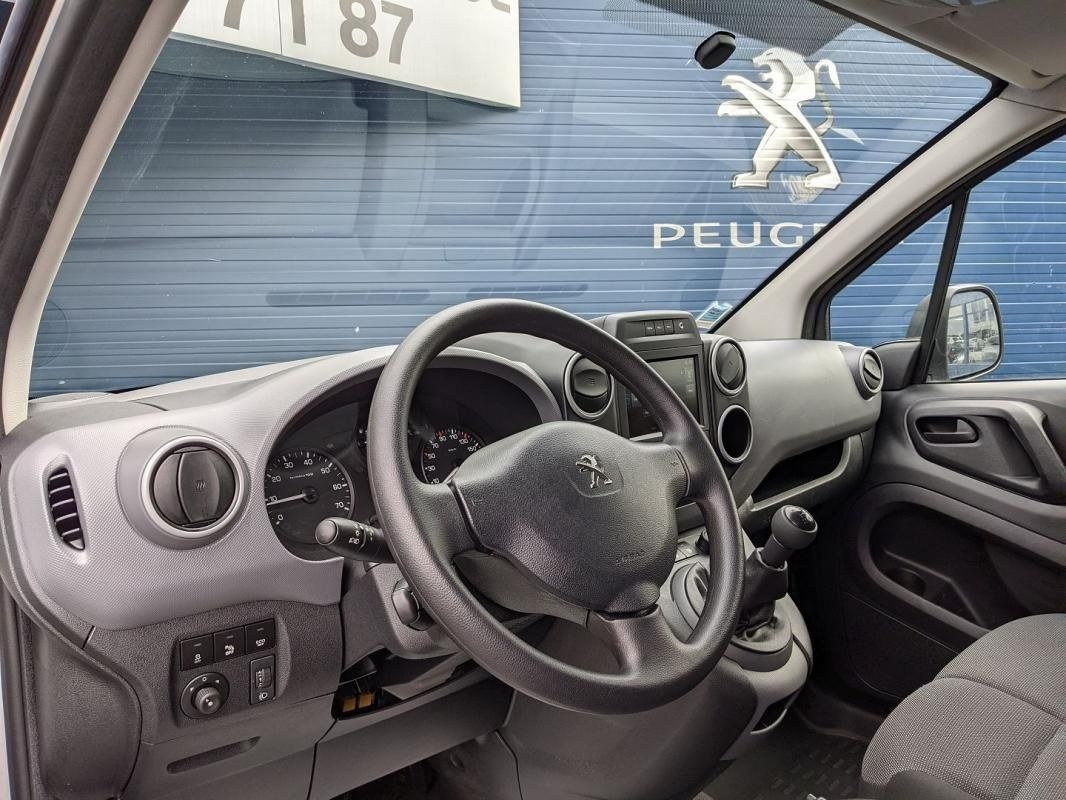 Peugeot Partner STANDARD 1.6 BLUEHDI 100CH PREMIUM PACK