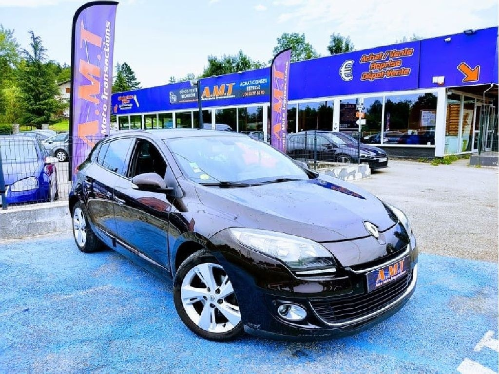 Renault Mégane III dCi 110 Energy eco2 Dynamique