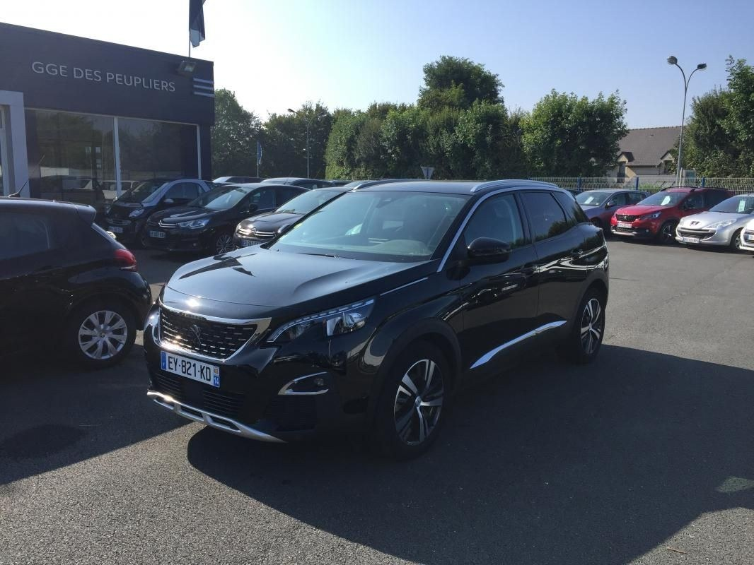 Occasion Peugeot 3008 ST CONTEST 14280