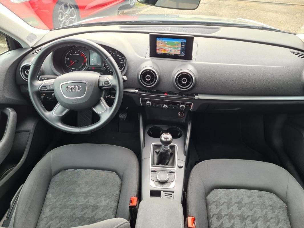Audi A3 sportback 1.6 TDI 110 CV GPS