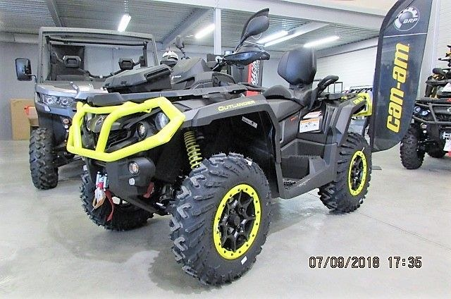 CAN AM OUTLANDER MAX XTP ABS 2019