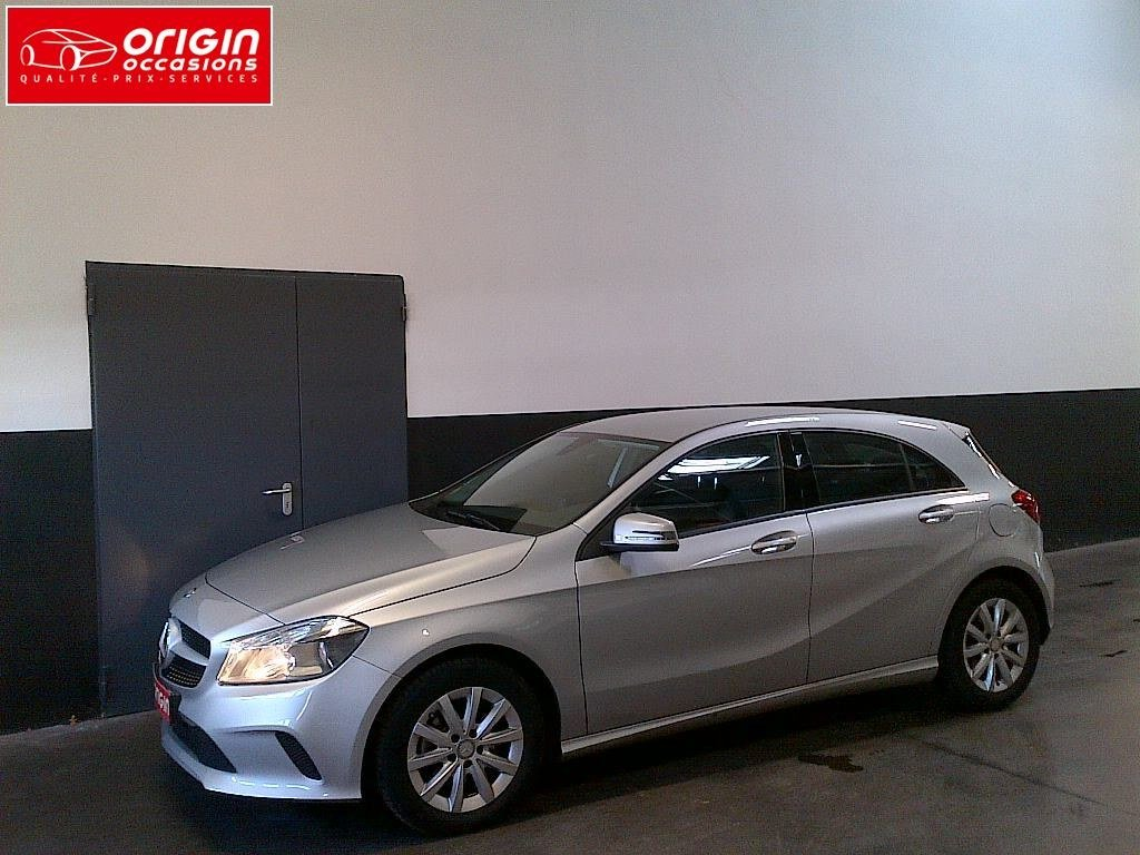 Occasion Mercedes Classe A CHATEAU THEBAUD 44690