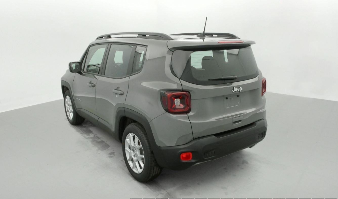 Mandataire auto Beauvais Haut De France Jeep Renegade 2