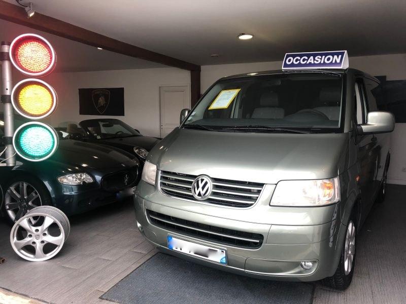 Occasion Volkswagen Transporter NANTEUIL LES MEAUX 77100