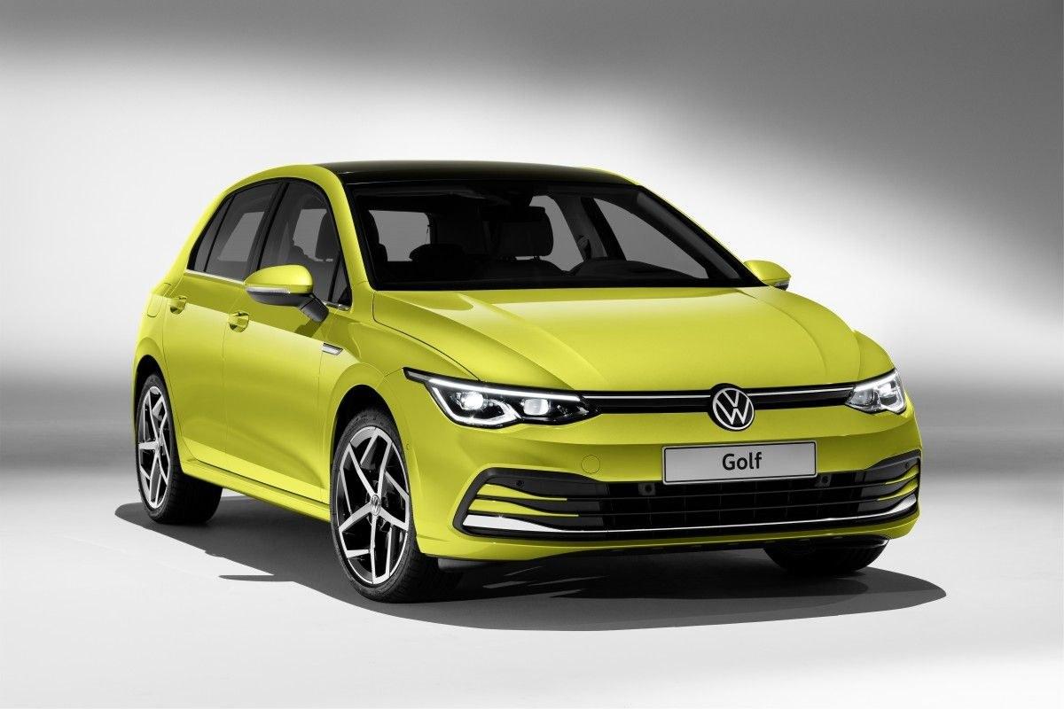Mandataire auto Beauvais Haut De France Volkswagen Golf 8 Life Style Tsi Tdi
